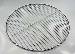 Grille chromée pour barbecue charbon rond Weber 555657, diamètre 54,5cm