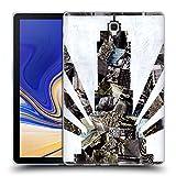 Head Case Designs Officiel Artpoptart État d'Empire Voyage Étui Coque en Gel Molle pour Samsung Galaxy Tab S4 10.5 (2018)