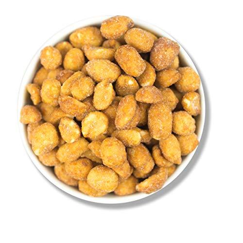 1001 Frucht - Gesalzene Erdnüsse mit Honig - geröstete Erdnüsse - gesalzene Erdnüsse - 1kg