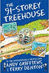 The 91-Storey Treehouse (The Treehouse Books) Paperback