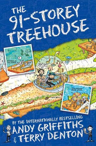 The 91-Storey Treehouse (The Treehouse Books) por Andy Griffiths