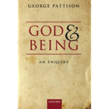 God and Being: An Enquiry