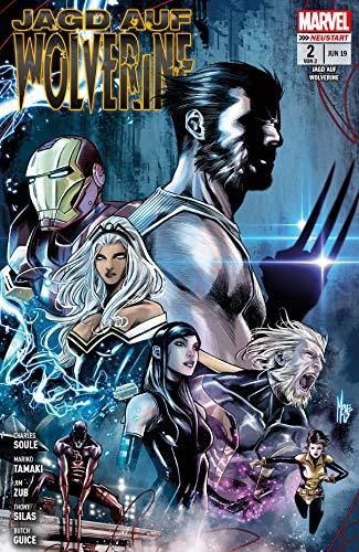Jagd auf Wolverine: Bd. 2 (von 2): Am Ende des Weges - Wolverine Marvel Comics