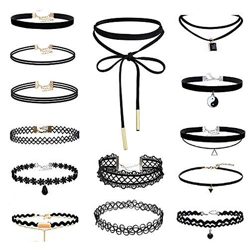 irona-14-pezzi-choker-tattoo-pizzo-necklace-collane-boho-pizzo-collare-elasticizzata