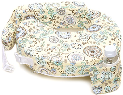 My Brest Friend Nursing Pillow, Buttercup Bliss, Yellow, Green by My Brest Friend