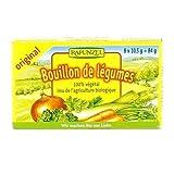 RAPUNZEL - Bouillon de légumes bio - 8 cubes / 84g