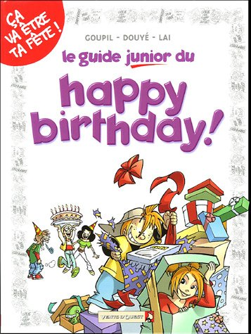 Les Guides junior, tome 4 : Happy Birthday