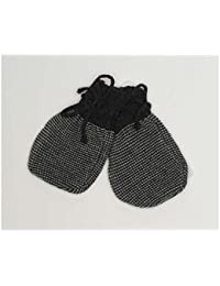 Disana Strick-Handschuhe, bio Schurwolle, Gr. 0 (7 cm ohne Bündchen)