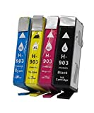 OBV 4x kompatible Tintenpatrone zu HP 903XL für HP OfficeJet 6950 Pro 6868 6950 6960 6970 6975 6978