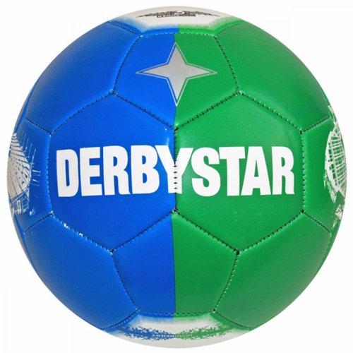 Derbystar Freizeitfußball Nordderby, Grün Blau, 1365511460
