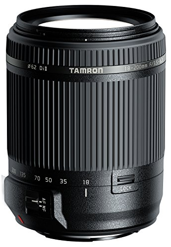 Tamron 18-200mm F3.5-6.3 Di II Sony