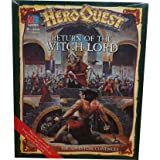 Image for board game Hero Quest Return of the Witch Lord Expansion Pack