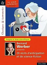 Bernard Werber présente 20 récits d'anticipation et de science-fiction