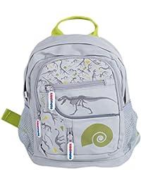 0a184967dcd86 Kiddimoto BAGFS-S - Mini Rucksack für Kinder FOSSIL Dino