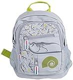 Kiddimoto BAGFS-S - Mini Rucksack für Kinder FOSSIL Dino