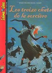 Les treize chats de la sorcière