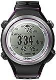 Epson GPS Sportuhr Runsense, Violett, E11E209013