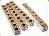 GroDan 3 inch Transplanting Rock Wool cubes Cubes x 48
