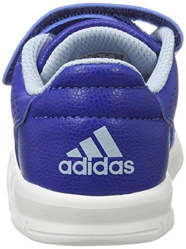 adidas Unisex Baby Altasport Sneaker Blau (Collegiate Royal/Easy Blue/Footwear White)
