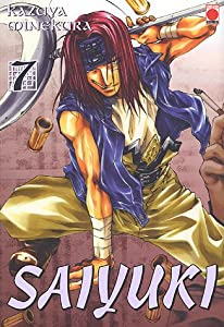 Saiyuki Edition simple Tome 7