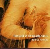 Ronsard et les Néerlandais