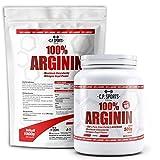 100% Arginin mit Vitamin B6 C.P. Sports (1000g)