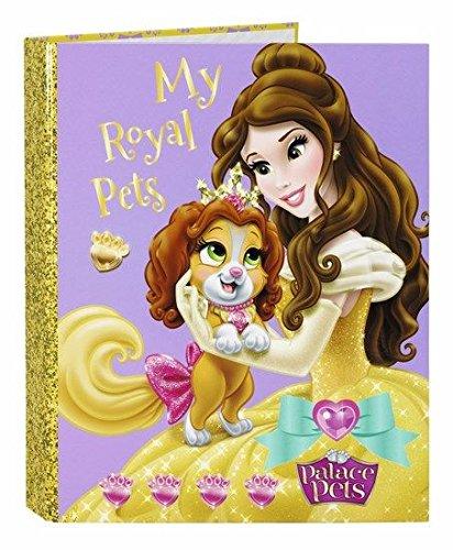 Disney Princesas Carpeta Folio 4 Anillas Mixtas (SAFTA 511406067)