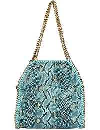 Kion Style Casual Snake Print Women's Handbag