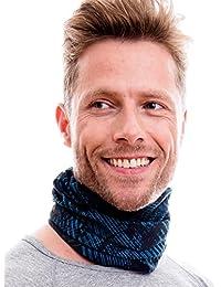 Hilltop Multifunktionstuch. Cooles und warmes Kopf- und Halstuch in modernen aktuellen Farben