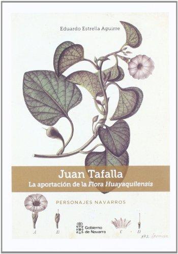 Juan Tafalla: La aportación de la
