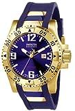 Invicta Herren-Armbanduhr XL Analog Kautschuk 6254