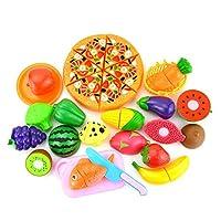 House toy fruit cut and cut fruit toys Children kitchen puzzle educational toy set