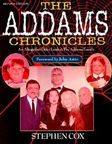 Addams Chronicles: An Altogether Ooky Look at the Addams Family (English Edition)