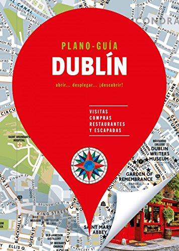 Dublín (Plano-Guía): Visitas, compras, restaurantes y escapadas (Plano - Guías)
