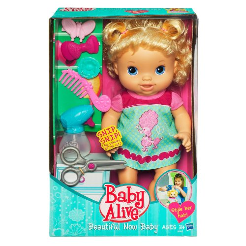 Baby Alive Baby Alive Beautiful New Baby Blonde