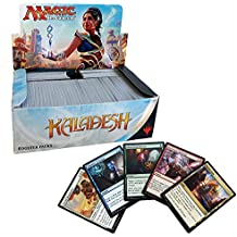 Magic The Gathering: ca. 800 Karten aus Kaladesh (C+U) inkl. Aether Hub, Blossoming Defense, Harnessed Lightning