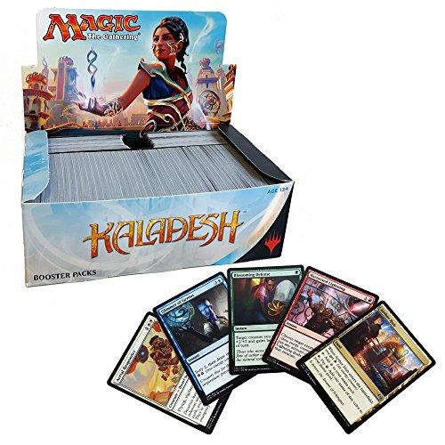 Magic The Gathering: ca. 800 Karten aus Kaladesh (C+U) inkl. Aether Hub, Blossoming Defense, Harnessed Lightning