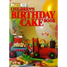 Children's Birthday Cake Book (Australian Women's Weekly Home Library)