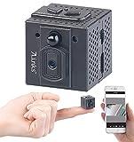 7links Mini Kamera: HD-Micro-IP-Überwachungskamera mit WLAN, Nachtsicht & App-Zugriff (Live Überwachung)