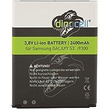 Dinocell® MADE batería 2400mAh para original Samsung Galaxy S3, GT-i9300, GT-i9305, S3 NEO, sin NFC, cómo EB-L1G6LLU, NUEVO