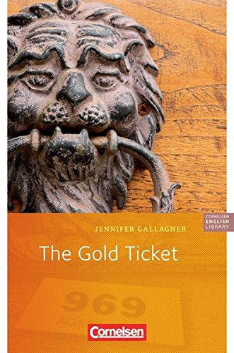 "Preisvergleich Produktbild Cornelsen English Library - Fiction: 5. Schuljahr, Stufe 3 - The Gold Ticket: Lektüre zu ""English G Access"""
