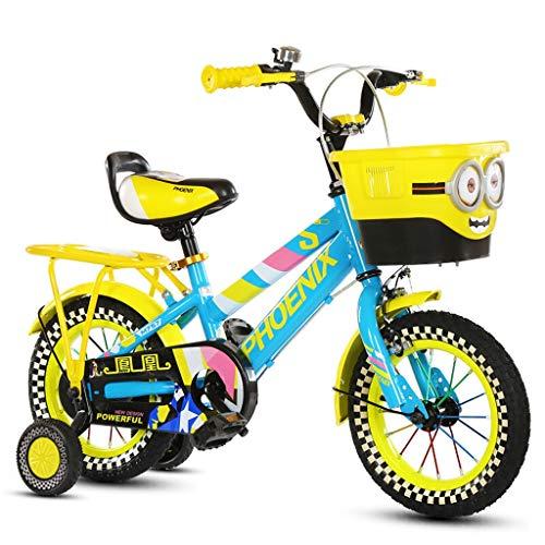 Biciclette Per Bambini Bicicletta Da Bambini 3 10 Anni Triciclo Pedale Per Bimbo Telaio In Acciaio Ad Alto Tenore Di Carbonio Bicicletta Da