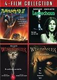 Pumpkinhead 2 & Leprechaun & Wishmaster 1 & 2 [DVD] [Region 1] [US Import] [NTSC]