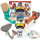 Nintendo Labo (ニンテンドー ラボ) Toy-Con 04: VR Kit -Switch (【Amazon.co.jp限定】オリジナルマスキングテープ2個 同梱)