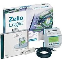 Schneider Electric SR3PACKFU Relé Inteligente Modular Zelio Logic, 10 E S, 100-240V CA