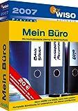 WISO Mein Büro Preview 2007, CD-ROM Die kaufmännische Lösung für Nicht-Kaufleute. Wenn Word und Excel nicht mehr reichen: Komplette Bürolösung für Unternehmer inkl. Steuer und Banking