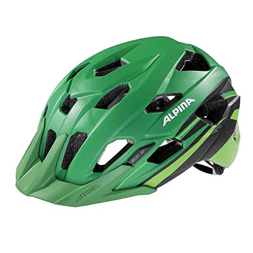 Alpina Radhelm Yedon LE, Green/Black, 57-61, 9706370 Preisvergleich