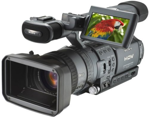 Sony HDR-FX 1 HD Camcorder