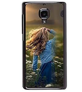 Printvisa Girl Admiring Sunshine Back Case Cover for Xiaomi Redmi 1S::Xiaomi Redmi (1st Gen)