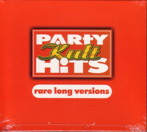 Party Kult Hits rare long versions (Double-CD feat. Bonnie Tyler, Toto, Meat Loaf, Europe a.m.m.)
